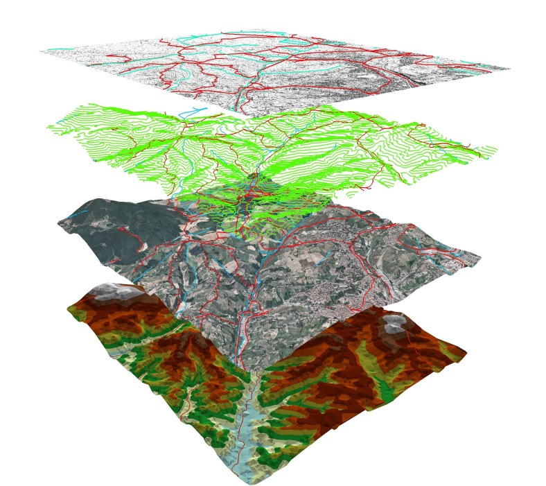 Strati GIS