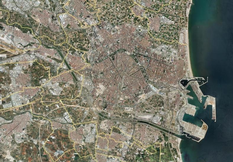 Valencia supramunicipal 2008