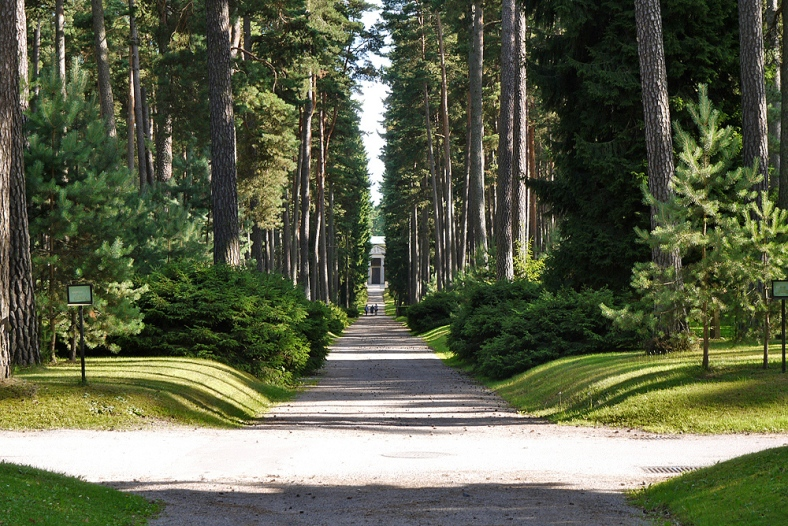 Lewerentz Camino